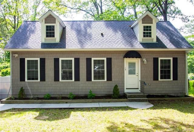 14 Greenridge Road, Danbury, CT 06811 (MLS #170411852) :: Spectrum Real Estate Consultants