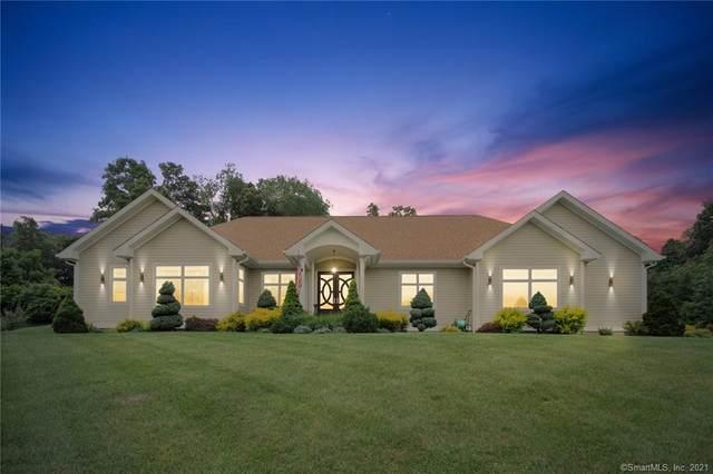 134 Rockwell Road, Bethel, CT 06801 (MLS #170411867) :: GEN Next Real Estate