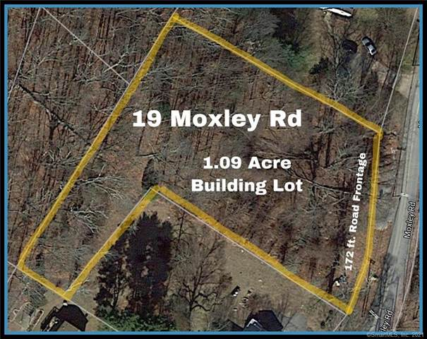 19 Moxley Road, Montville, CT 06382 (MLS #170411883) :: Around Town Real Estate Team