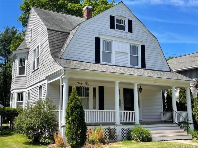 45 Church Street, Wethersfield, CT 06109 (MLS #170411900) :: Michael & Associates Premium Properties   MAPP TEAM