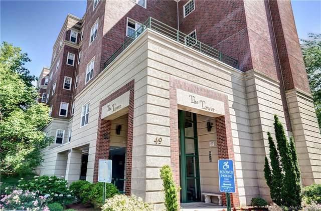 49 Rose Street #108, Branford, CT 06405 (MLS #170411901) :: Coldwell Banker Premiere Realtors