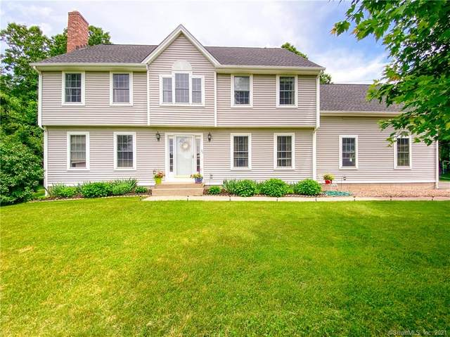 35 Country Club Lane, East Granby, CT 06026 (MLS #170411907) :: Next Level Group