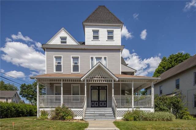3 Betts Place, Norwalk, CT 06855 (MLS #170411910) :: The Higgins Group - The CT Home Finder
