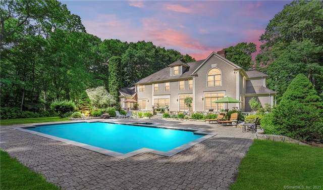 635 Cheese Spring Road, New Canaan, CT 06840 (MLS #170411915) :: Around Town Real Estate Team