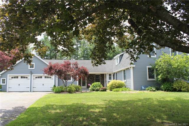 22 Wendover Road, Suffield, CT 06078 (MLS #170411936) :: Next Level Group
