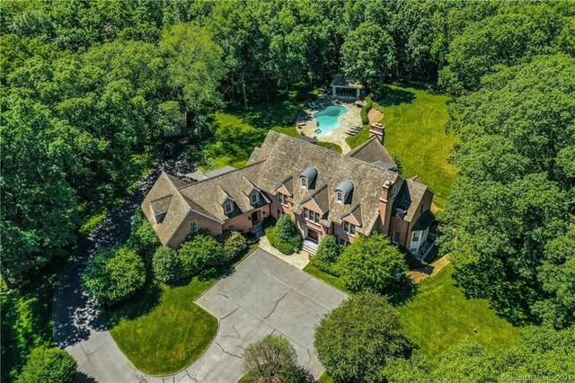 910 Smith Ridge Road, New Canaan, CT 06840 (MLS #170411942) :: GEN Next Real Estate