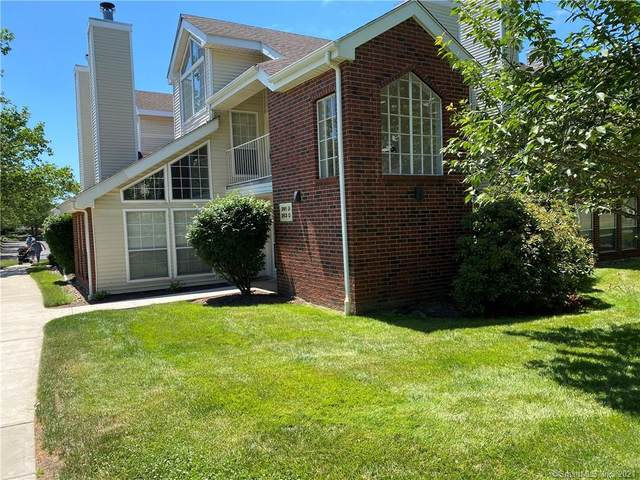 261 Carriage Crossing Lane #261, Middletown, CT 06457 (MLS #170411998) :: Anytime Realty