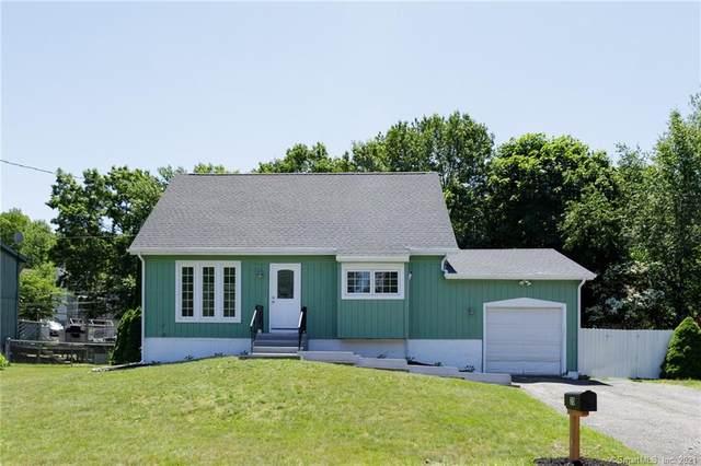 20 Cadbury Place, Naugatuck, CT 06770 (MLS #170412018) :: Around Town Real Estate Team
