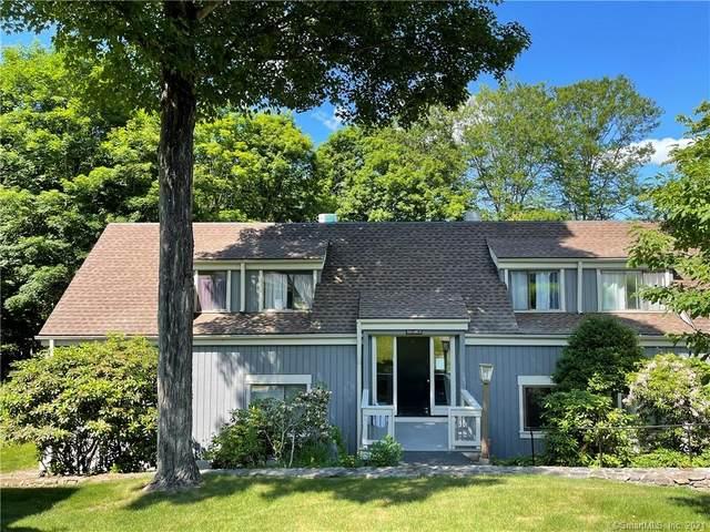 289 Heritage Village C, Southbury, CT 06488 (MLS #170412033) :: Around Town Real Estate Team