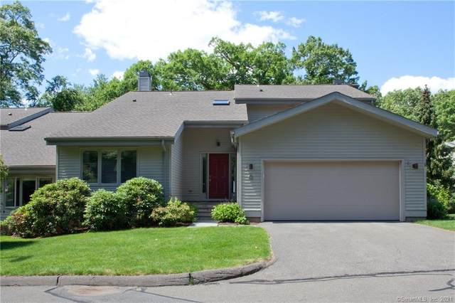 4 Shirecrest #4, Avon, CT 06001 (MLS #170412042) :: Hergenrother Realty Group Connecticut