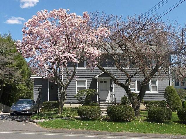 282 Main Street, New Canaan, CT 06840 (MLS #170412045) :: Linda Edelwich Company Agents on Main