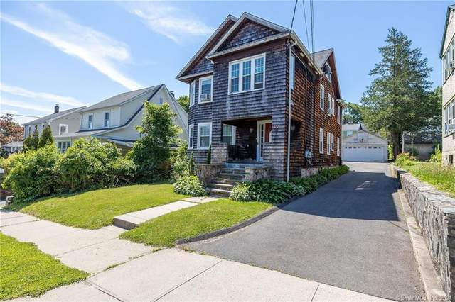 60 Plymouth Road, Stamford, CT 06906 (MLS #170412055) :: Sunset Creek Realty