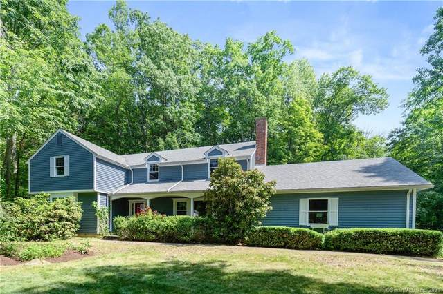 6 Crosswood Road, Farmington, CT 06032 (MLS #170412065) :: Kendall Group Real Estate | Keller Williams