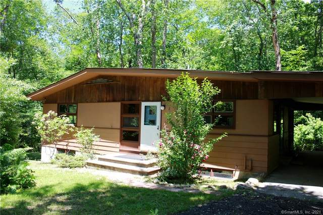 146 S Eagleville Road, Mansfield, CT 06268 (MLS #170412108) :: Next Level Group