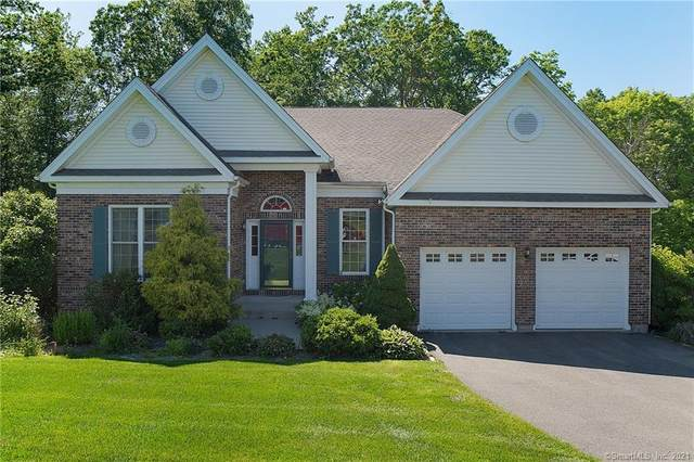 15 W Hill Road, Bloomfield, CT 06002 (MLS #170412139) :: NRG Real Estate Services, Inc.