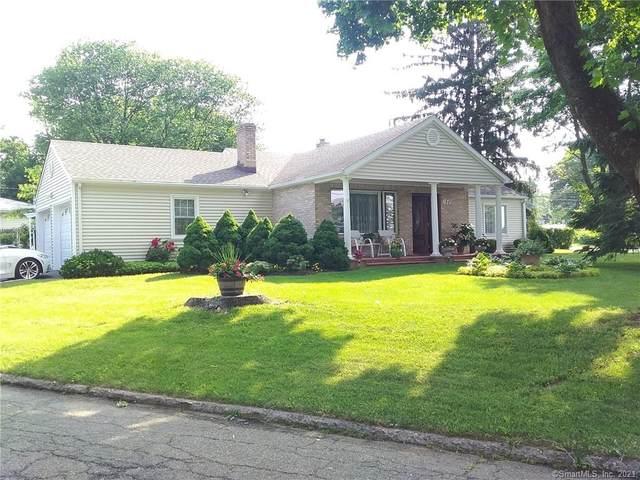 196 Indian Field Road, Bridgeport, CT 06606 (MLS #170412140) :: Around Town Real Estate Team