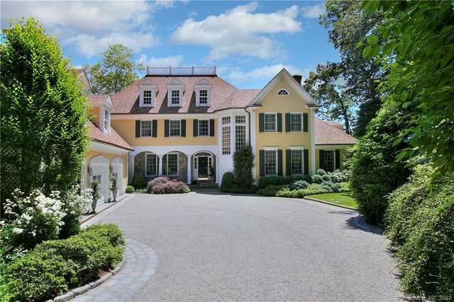 29 Wellesley Drive, New Canaan, CT 06840 (MLS #170412142) :: Around Town Real Estate Team