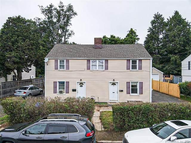 200-202 High Ridge Drive, Bridgeport, CT 06606 (MLS #170412160) :: Around Town Real Estate Team