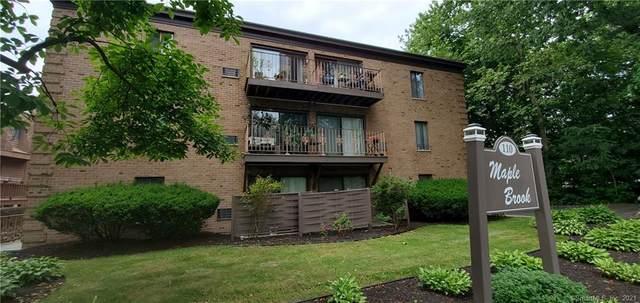 110 Maple Tree Avenue 1C, Stamford, CT 06906 (MLS #170412175) :: Linda Edelwich Company Agents on Main