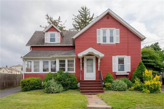 15 Levesque Avenue, West Hartford, CT 06110 (MLS #170412189) :: Around Town Real Estate Team