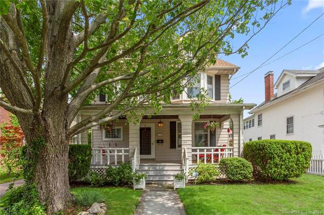 118 N Beacon Street, Hartford, CT 06105 (MLS #170412203) :: Hergenrother Realty Group Connecticut