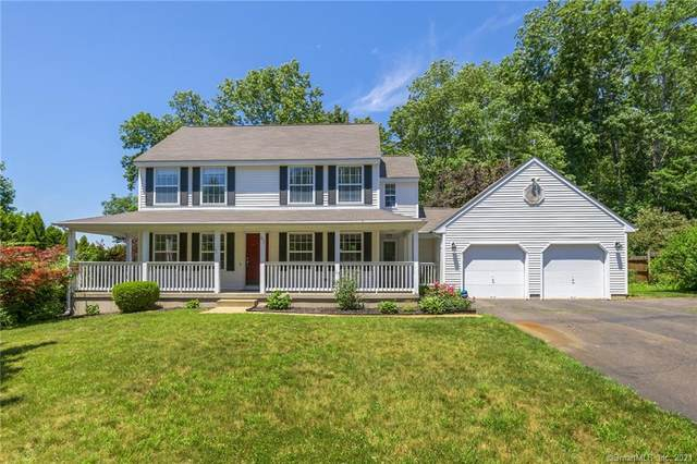 231 Meadowbrook Drive, Manchester, CT 06042 (MLS #170412204) :: Linda Edelwich Company Agents on Main