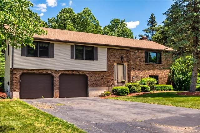 54 Lancaster Drive, Windsor, CT 06095 (MLS #170412206) :: Linda Edelwich Company Agents on Main