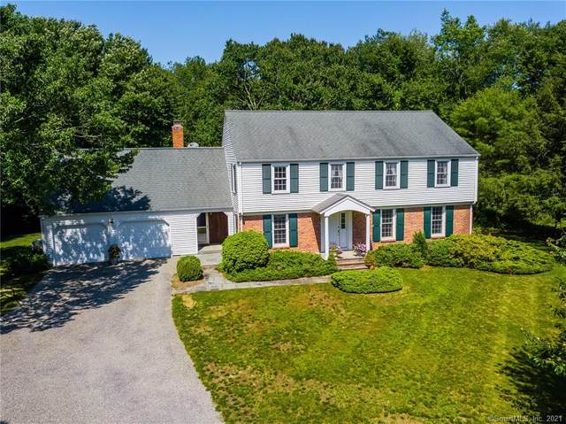 48 Coult Lane, Old Lyme, CT 06371 (MLS #170412211) :: Next Level Group