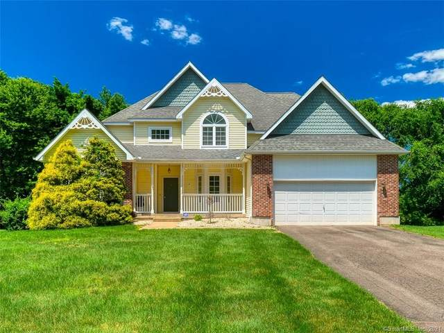 28 Bancroft Lane, South Windsor, CT 06074 (MLS #170412225) :: Hergenrother Realty Group Connecticut