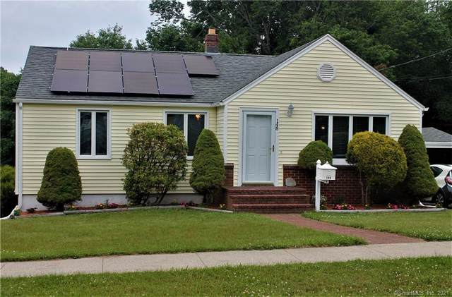 148 Winslow Drive, West Haven, CT 06516 (MLS #170412256) :: Around Town Real Estate Team