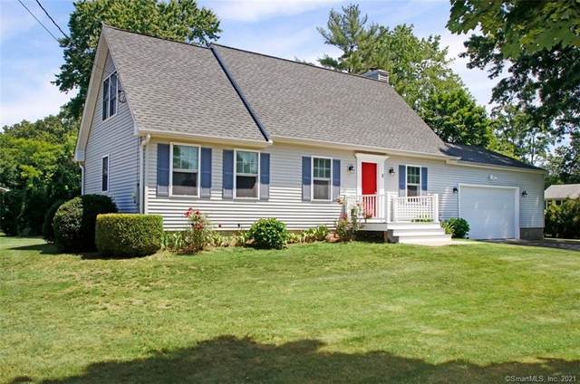 5 Mahoney Road, East Windsor, CT 06088 (MLS #170412267) :: Anytime Realty