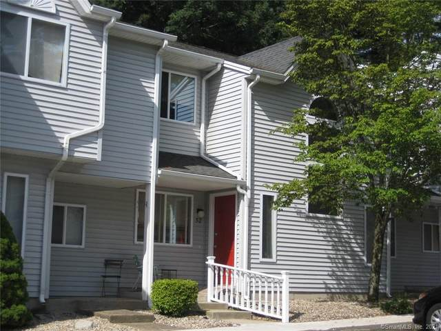 155 Redstone Hill Road #52, Bristol, CT 06010 (MLS #170412313) :: Hergenrother Realty Group Connecticut