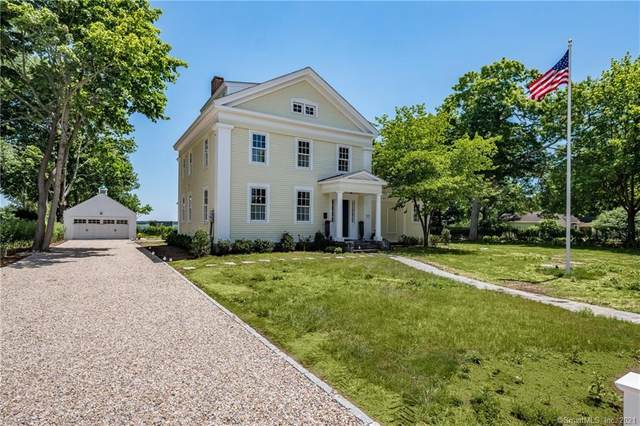 48 Cromwell Place, Old Saybrook, CT 06475 (MLS #170412343) :: Carbutti & Co Realtors