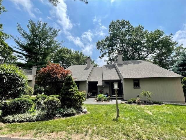 42 Byron Drive #42, Avon, CT 06001 (MLS #170412359) :: Kendall Group Real Estate   Keller Williams