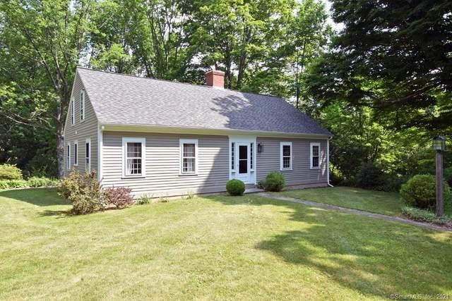 51 Kenyonville Road, Woodstock, CT 06282 (MLS #170412360) :: Spectrum Real Estate Consultants