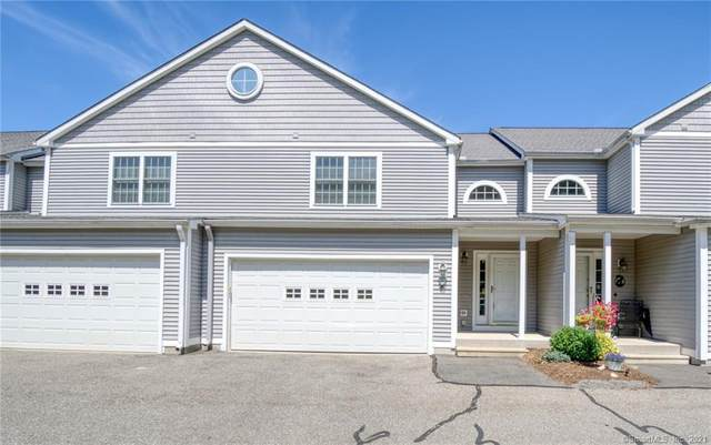 4 Canoe Birch Court #4, Berlin, CT 06037 (MLS #170412384) :: Hergenrother Realty Group Connecticut