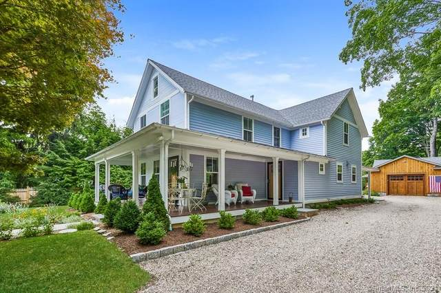 28 Georgetown Road, Weston, CT 06883 (MLS #170412467) :: The Higgins Group - The CT Home Finder