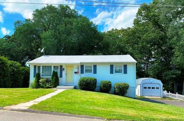 56 Frances Ann Drive, Watertown, CT 06779 (MLS #170412574) :: Around Town Real Estate Team