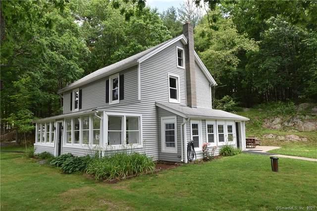 191 East Street, Stafford, CT 06076 (MLS #170412588) :: Around Town Real Estate Team