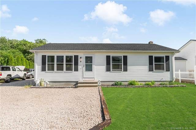 8 W Arch Street #8, Stonington, CT 06379 (MLS #170412604) :: Kendall Group Real Estate | Keller Williams