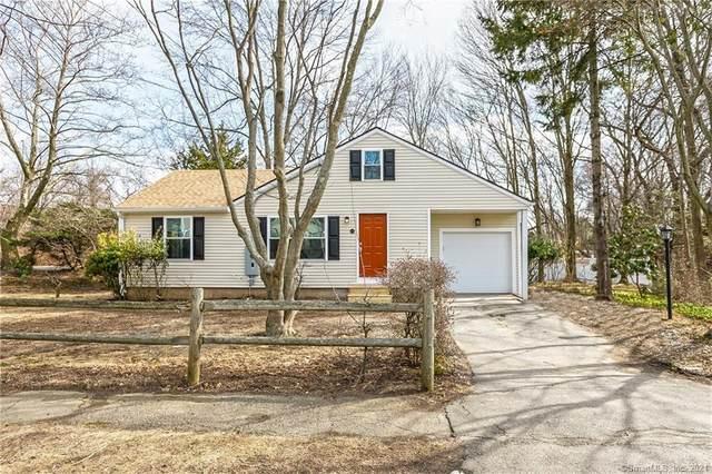 847 Holland Hill Road, Fairfield, CT 06824 (MLS #170412653) :: GEN Next Real Estate