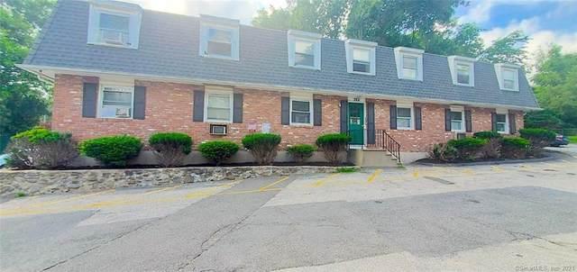 368 Colonial Avenue 1C, Waterbury, CT 06704 (MLS #170412683) :: Chris O. Buswell, dba Options Real Estate