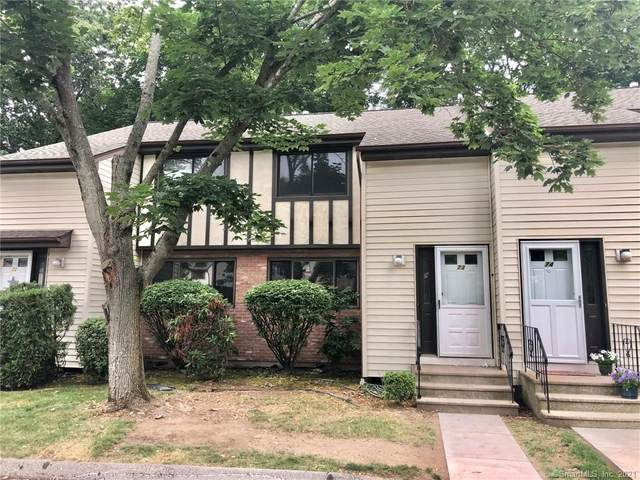 7 Oak Forest Drive #3, Manchester, CT 06040 (MLS #170412696) :: Hergenrother Realty Group Connecticut