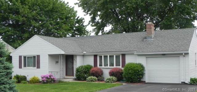 602 Fenn Road, Newington, CT 06111 (MLS #170412711) :: Hergenrother Realty Group Connecticut