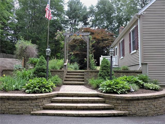 478 Southford Road, Southbury, CT 06488 (MLS #170412779) :: Around Town Real Estate Team