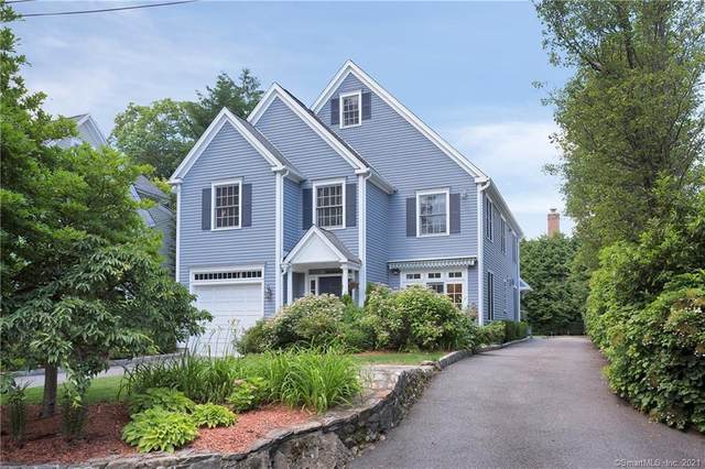 61 Orchard Place A, Greenwich, CT 06830 (MLS #170412788) :: Sunset Creek Realty
