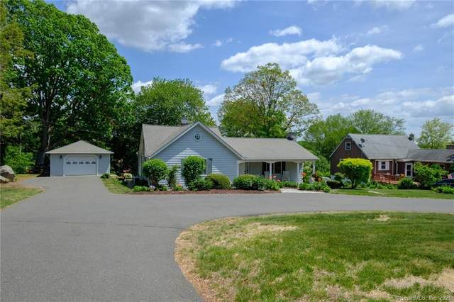 119 Farview Avenue, Wolcott, CT 06716 (MLS #170412817) :: Kendall Group Real Estate | Keller Williams