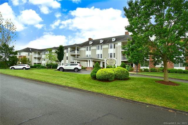 25 Cassandra Boulevard #106, West Hartford, CT 06107 (MLS #170412841) :: Sunset Creek Realty