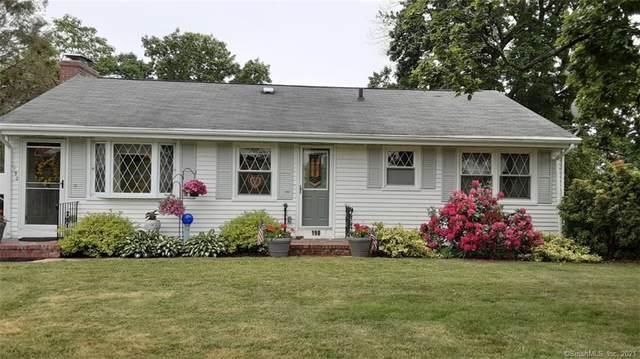 190 Avery Avenue, Meriden, CT 06450 (MLS #170412959) :: Kendall Group Real Estate | Keller Williams