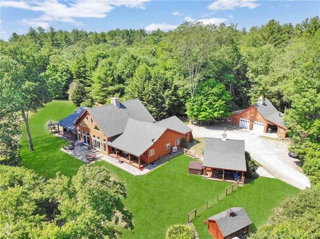 430 Barlow Cemetery Road, Woodstock, CT 06281 (MLS #170413014) :: Spectrum Real Estate Consultants